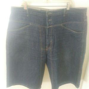 Girbaud jean shorts
